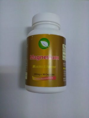 Магнезий 250 мг -30 таблетки